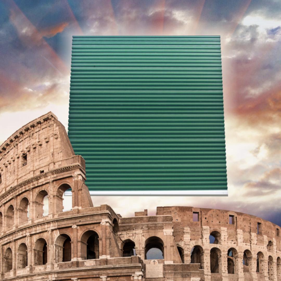 Janus Gladiator Commercial Door