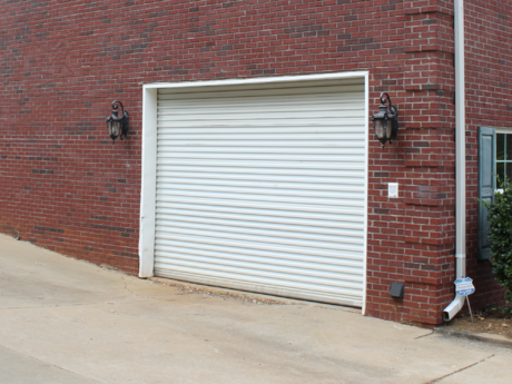 Commercial Model 1000 Installed in Brick Building