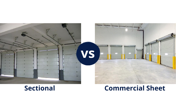 Overhead door comparison