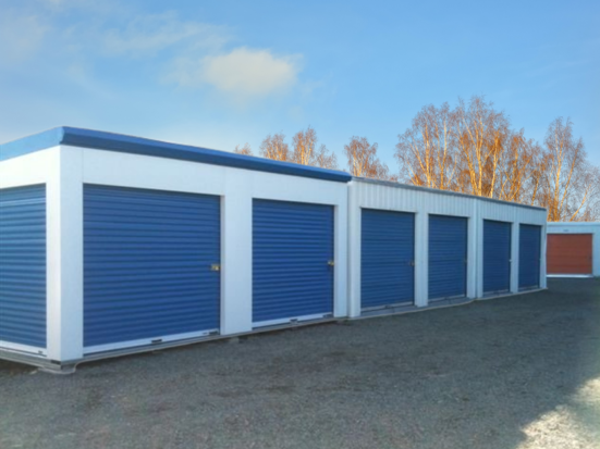 Relocatable storage units compared to traditional storage units