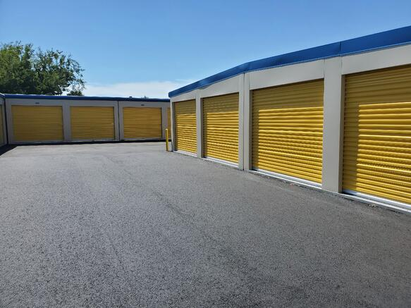 relocatable storage units at Storage Star Yuba City, CA MASS
