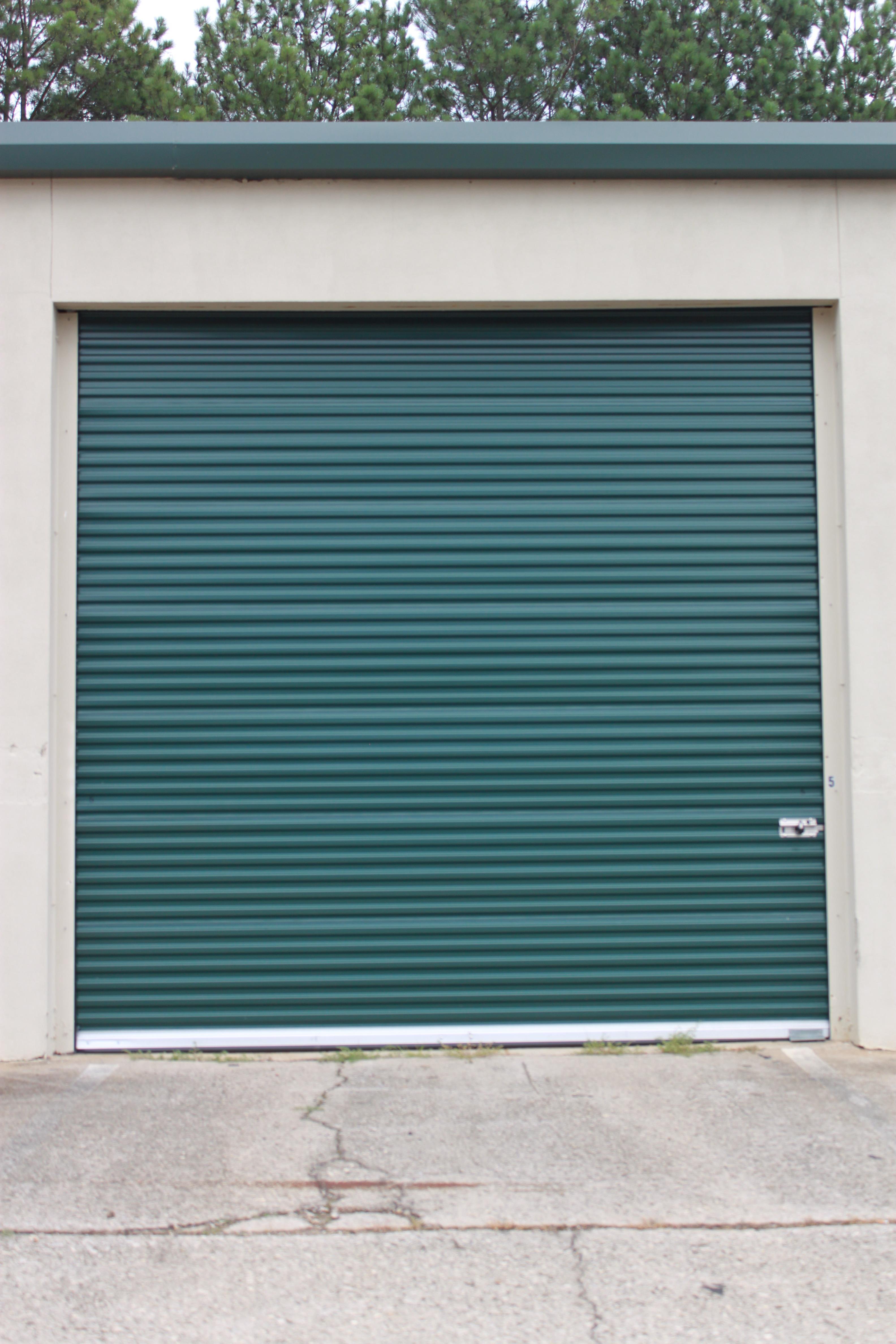 Model 2000 Medium Duty Commercial Door