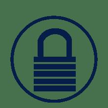 Commercial Door Security Icon