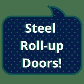 Steel Roll-up Doors