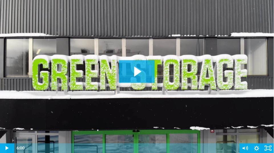 green storage noke