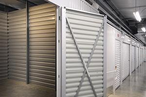 Industry leading self storage swing doors