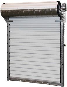 Certified Wind Load Rated Rolling Sheet Door