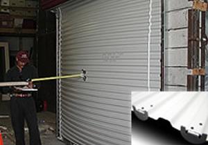 Series 750 Certified Wind Load Self Storage Door