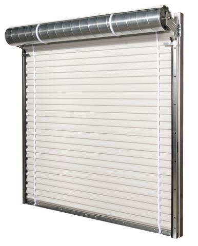 Series 850 Miami-Dade Certified Wind Load Self Storage Door
