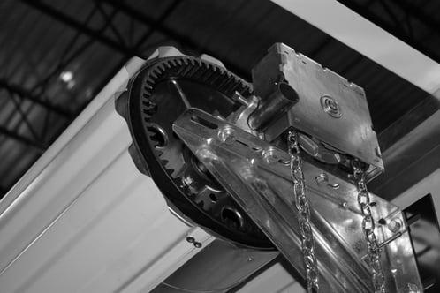Janus Commercial Steel Door Barrel
