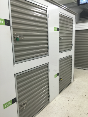 Janus International self storage locker