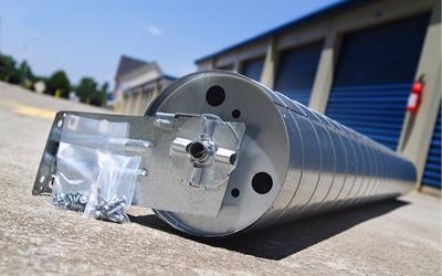 Steel roll up door upgrade repair kit
