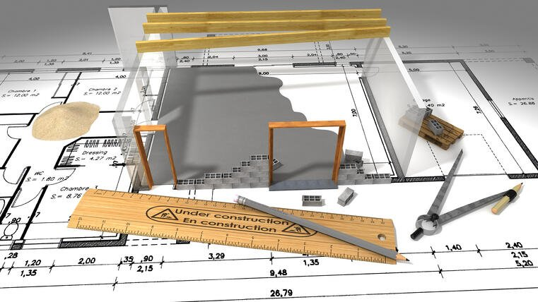 image of site plans and layout