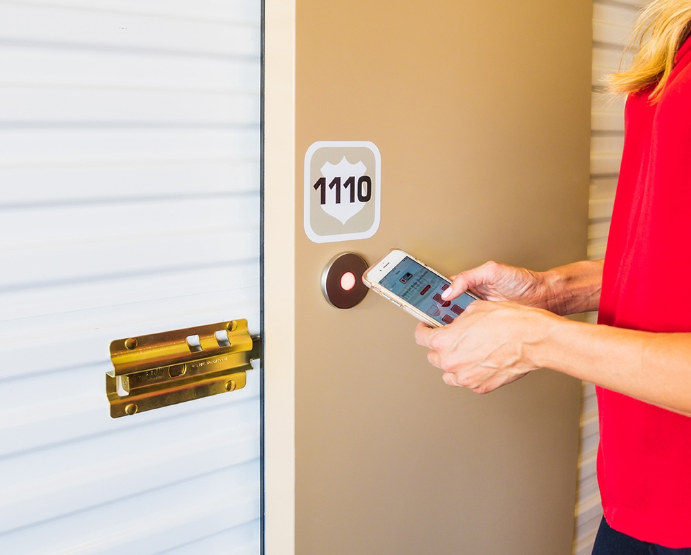 SecurGuard Smart Entry System app
