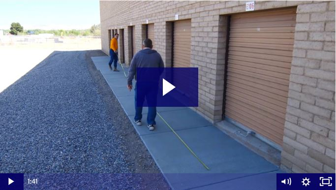 site safety and door replacement video snip