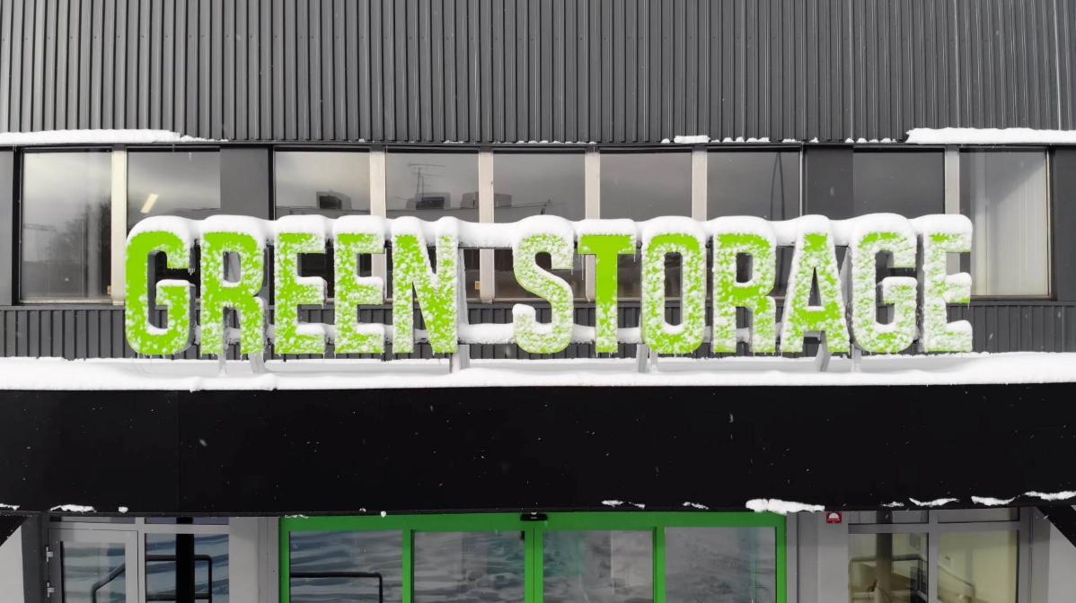 green storage image video-1