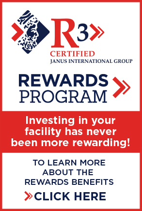 R3 Rewards Program infographic