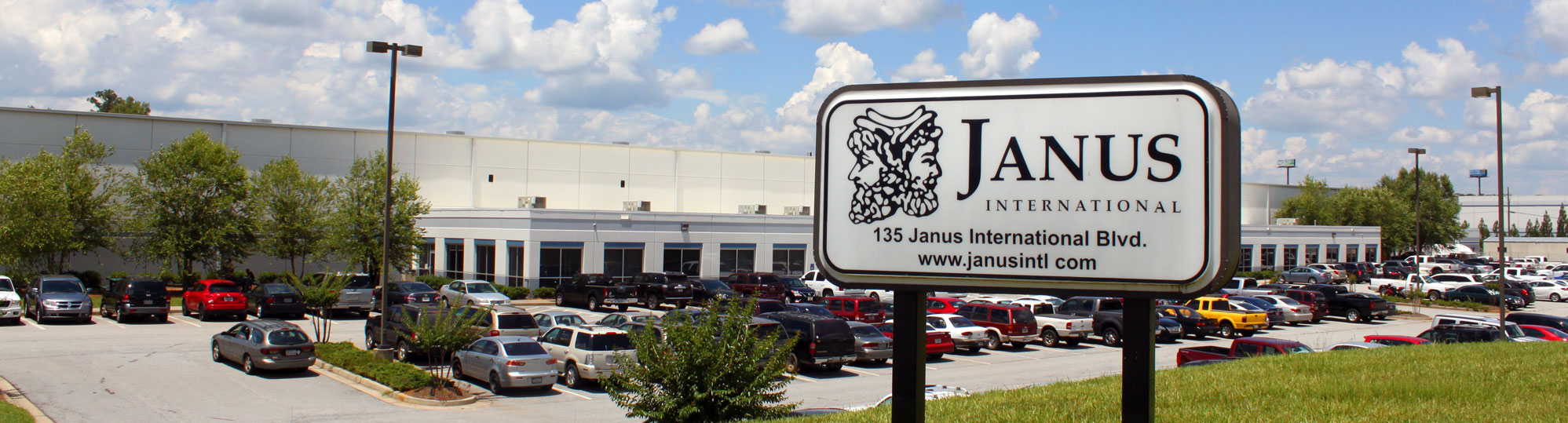 Janus International steel roll up self storage doors and smart entry systems