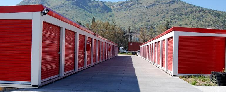 mass red storage units