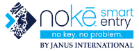 noke smart entry by janus logo