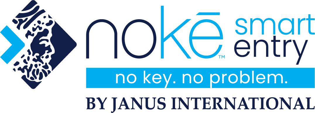 noke pad by janus international logo